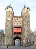 Helpoort city gate in Maastricht, Netherlands Royalty Free Stock Photos