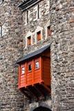 Helpoort - puerta de la ciudad de Maastricht Fotos de archivo