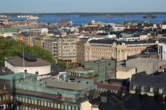Helsínquia Imagem de Stock Royalty Free