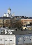 Helsínquia imagem de stock