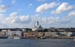 Helsínquia Foto de Stock Royalty Free