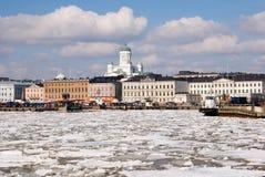 Helsínquia. Finlandia. Fotografia de Stock Royalty Free