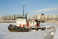 Helsínquia (Finlandia) Foto de Stock Royalty Free