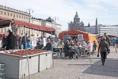 Helsínquia. Finlandia Imagem de Stock Royalty Free