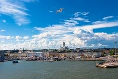 Helsínquia, Finlandia. imagens de stock royalty free