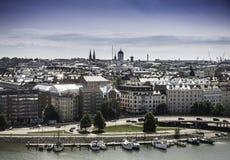 Helsínquia Finlandia Imagem de Stock Royalty Free