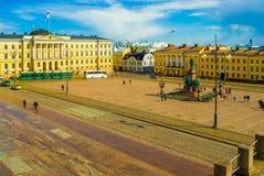 Helsínquia, Finlandia Imagem de Stock Royalty Free