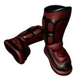 Helse Samengestelde Laarzen Stock Fotografie
