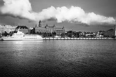 Helsinborg. royalty-vrije stock foto
