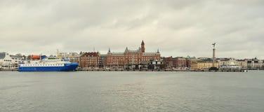 Helsingborg στη Σουηδία Στοκ Φωτογραφία