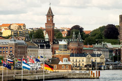 Helsingborg Royalty Free Stock Images