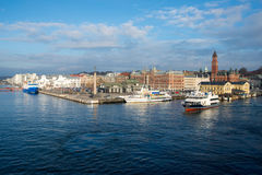 Helsingborg Στοκ φωτογραφία με δικαίωμα ελεύθερης χρήσης