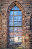 Helsingborg Church Window Stock Images