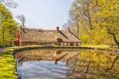 Helsingborg Cottage Millhouse Stock Images