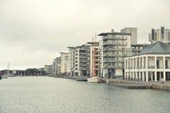 Helsingborg i Sverige Arkivfoton