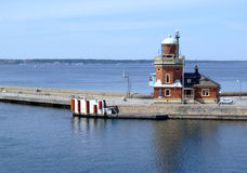 Helsingborg lighthouse 01 Royalty Free Stock Photography