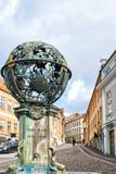 Helsingborg Narrow Street Stock Images