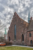 Helsingborg Saint Maria Church Stock Photography