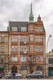Helsingborg Sandstone Building Facade Royalty Free Stock Image