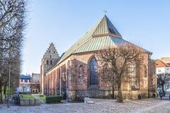 Helsingborg Sankta Maria Church Royalty Free Stock Photo