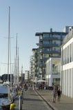 Helsingborg-Sommerzeit Stockfotos