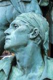Helsingborg Statue Stock Photo