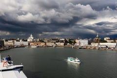 Helsingfors Royaltyfri Fotografi