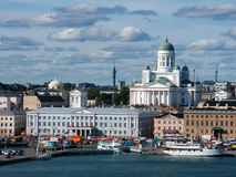 Helsingfors Finland Royaltyfria Foton