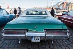 Helsingfors Finland gammal bil Buick Arkivfoton