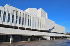 Helsingfors. Finlandia Hall royaltyfria foton
