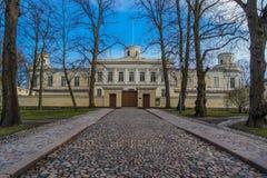 Helsingfors observatorium, Finland royaltyfri bild