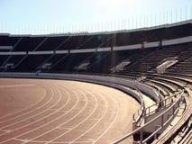 Helsingfors Olympia Stadium Arkivbild