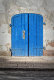Helsingor Blue Doors Stock Image