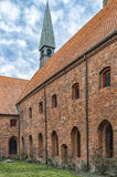 Helsingor Saint Mary Church Stock Image