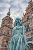 Helsingor Statue Stock Images