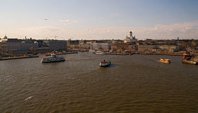 Helsinki 1 Images stock