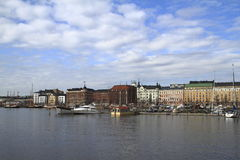 Helsinki Fotografie Stock Libere da Diritti