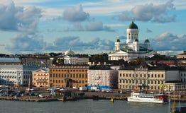 Helsinki. Zdjęcia Stock