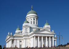 Helsinki Royalty-vrije Stock Foto