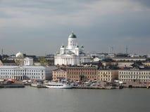 Helsinki Stock Image
