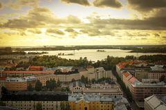Helsinki Obrazy Stock