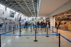 Helsinki Airport interior Stock Image