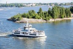 Helsinki-Ansicht lizenzfreies stockbild