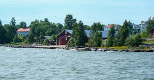 Helsinki Archipelago, Finland Stock Photos