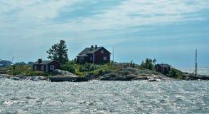 Helsinki Archipelago, Finland Royalty Free Stock Image