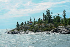 Helsinki Archipelago, Finland Stock Image