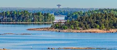 Helsinki archipelago Royalty Free Stock Photography