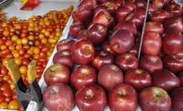 Helsinki, 23 augustus 2014-markt van Helsinki in Finland Stock Fotografie