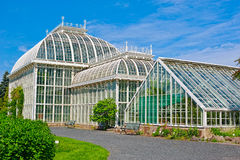 Helsinki Botanic Garden Royalty Free Stock Image