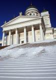 Helsinki Cathederal - la Finlandia Fotografia Stock Libera da Diritti